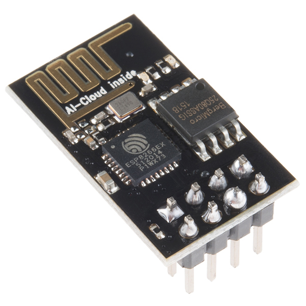 The ESP8266 WiFi Module. The IOA's internet!