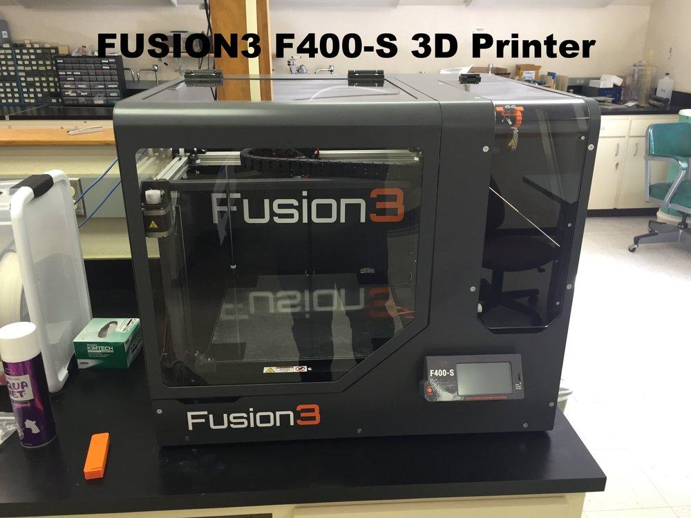 F400-S 3d Printer