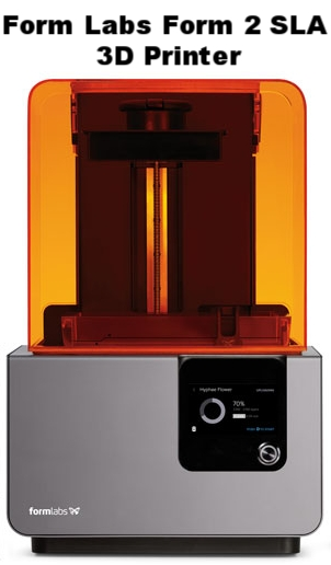 Form Labs Form 2 SLA 3D Printer