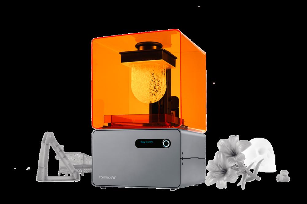 Formlabs Form2 SLA 3D Printer