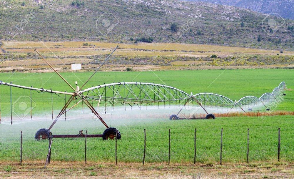 Center-Pivot Irrigation System