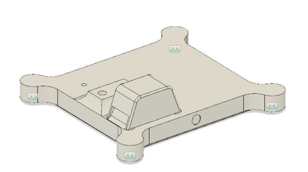 Electronics cap CAD
