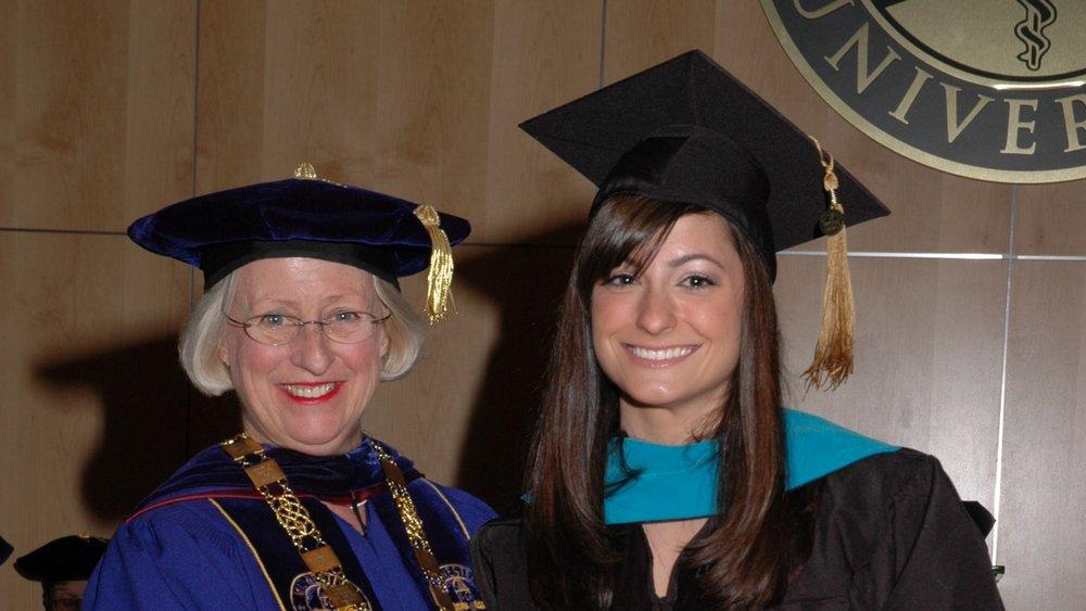 Dr. Susie Gronski - credentials
