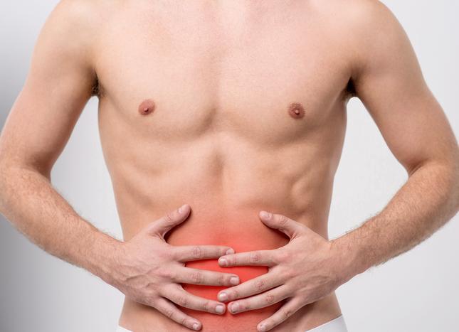 Back pain after orgasm