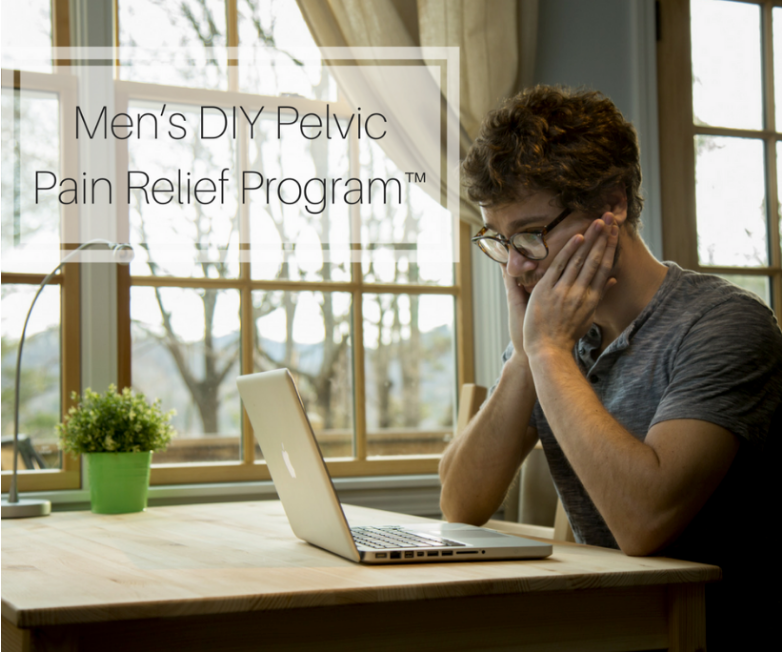 MEN'S DIY PELVIC PAIN RELIEF PROGRAM™