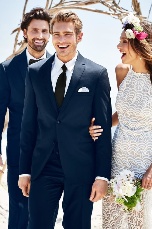 Tuxedo Rental at White Traditions Bridal House — White Traditions ...