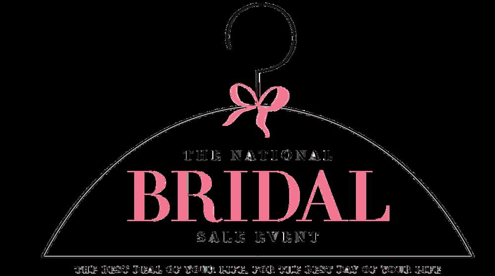 National Bridal Sale Event