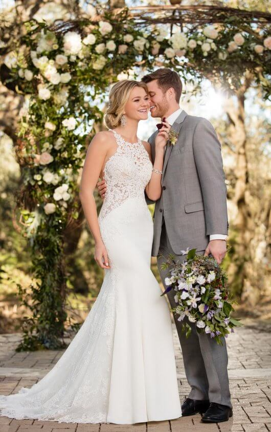 Essense of Australia Trunk Show White Traditions Bridal House St Charles, Missouri