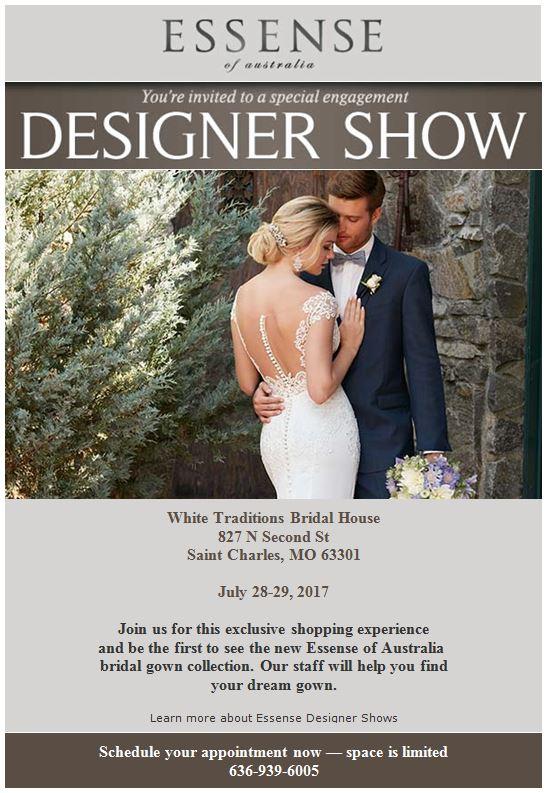 Essense of Australia designer show