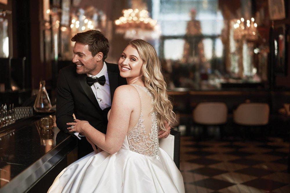 justin alexander bridal gown