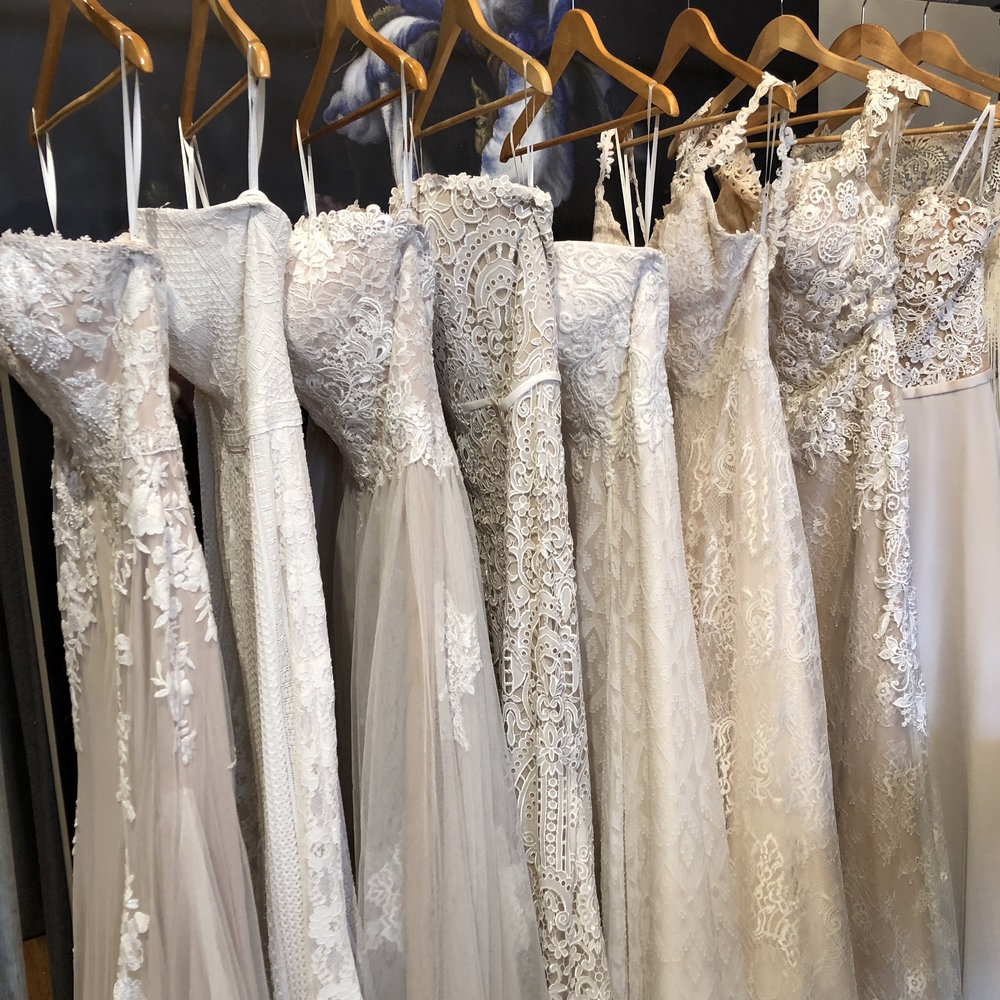 e1f41cad381 Lillian West Trunk Show — White Traditions Bridal House