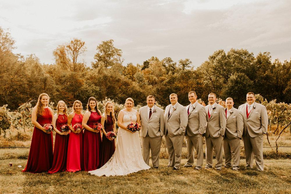 Wedding at Sugar Creek Winery  Maranda and Zac's Wedding Day  Defiance, Missouri  Phoenix Wedding Photographer348.jpg