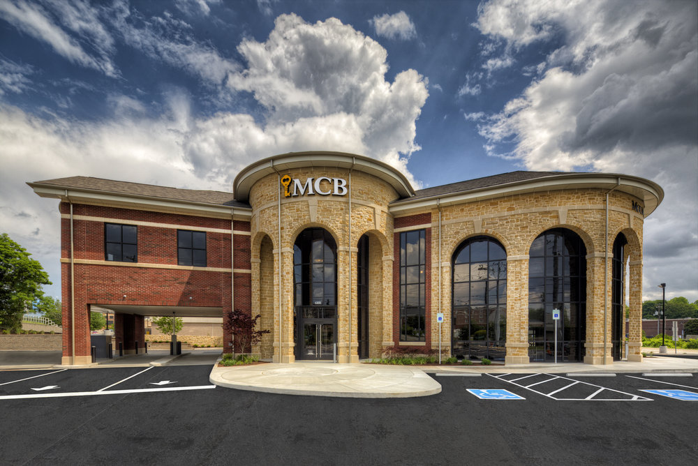MOUNTAIN COMMERCE BANK BEARDEN FINANCIAL CENTER