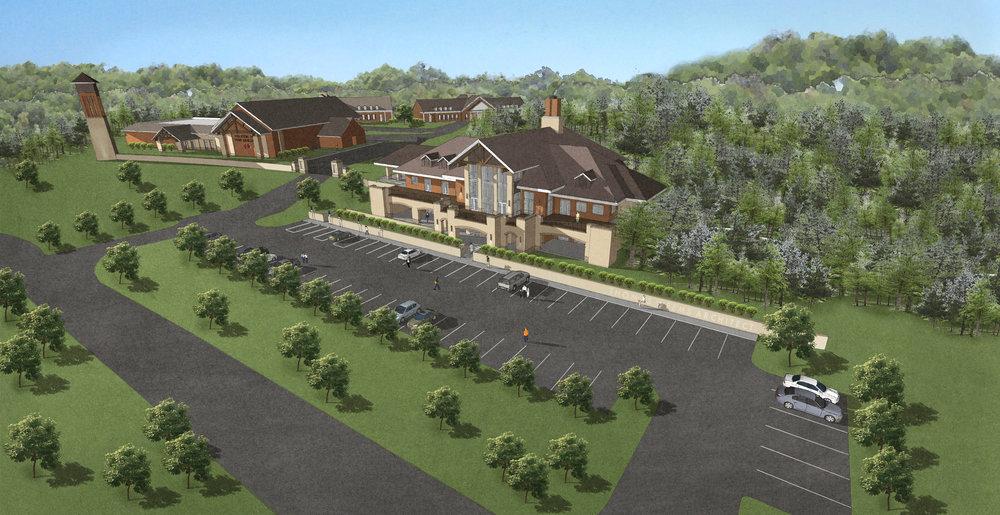 HOLSTON HOME FOR CHILDREN CHRISTIAN LIFE CENTER