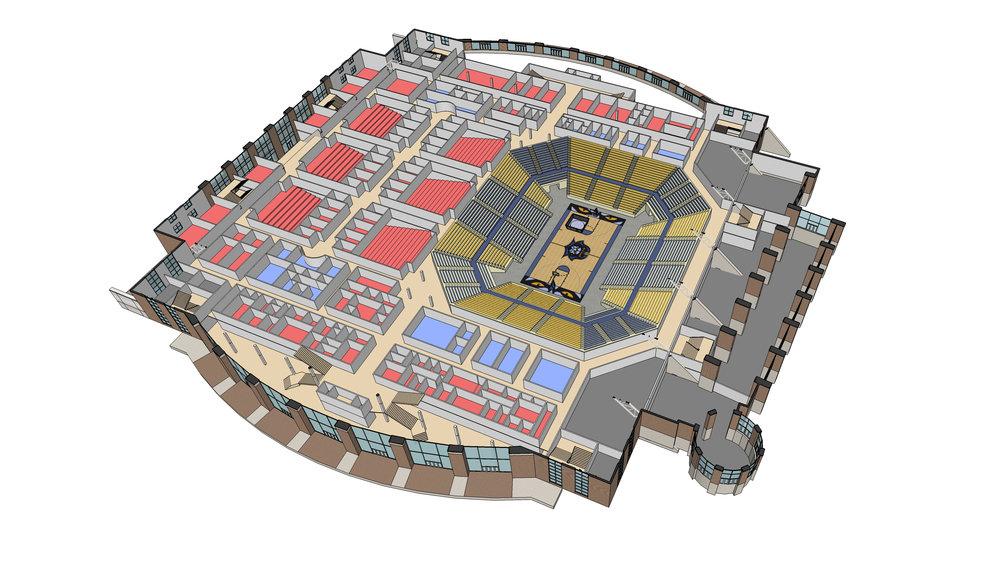 3D Axon Model - Level 2
