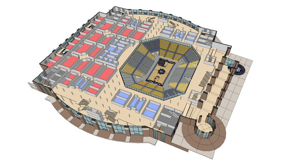 3D Axon Model - Level 3