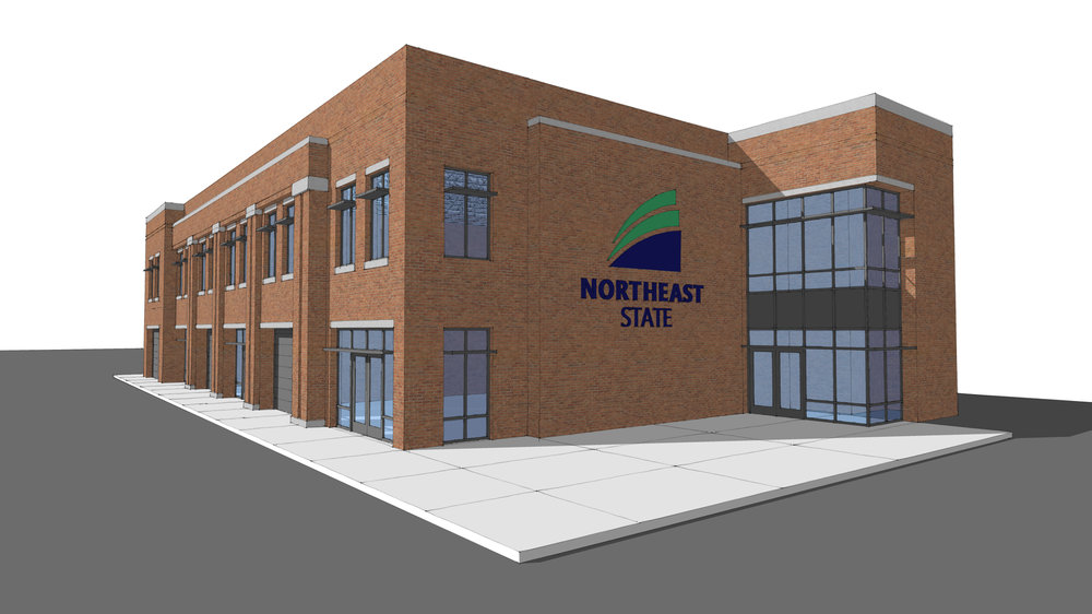 NORTHEAST STATE COMMUNITY COLLEGE RCAM ADDITION