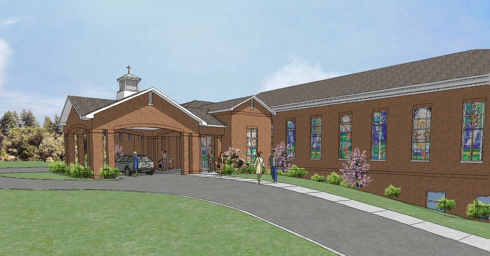 IMMANUEL BAPTIST CHURCH FAMILY LIFE CENTER - PHASE 1