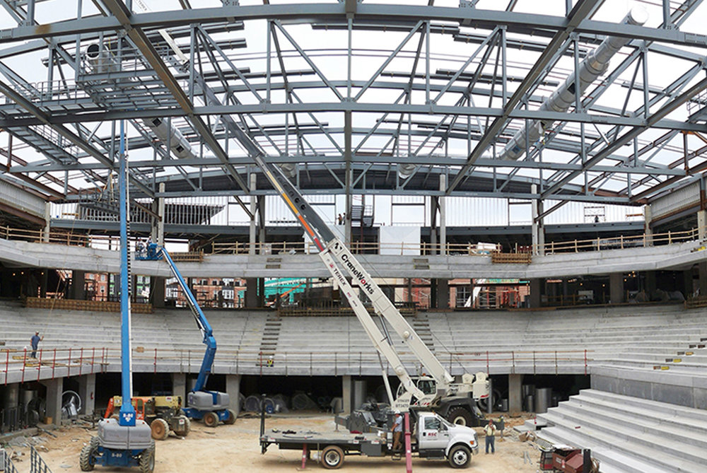 Auburn University Basketball Arena