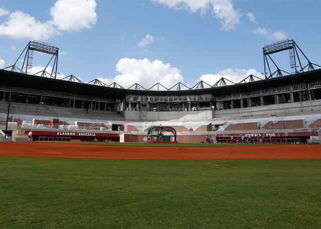 University of Alabama Baseball Stadium