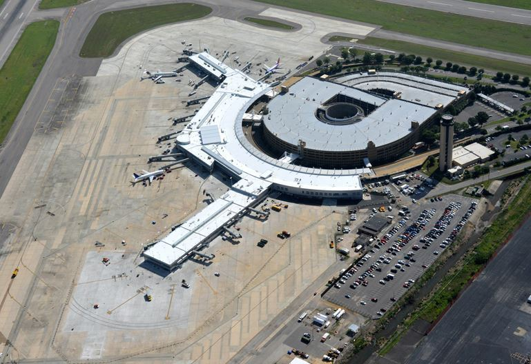 Birmingham International Airport Addition