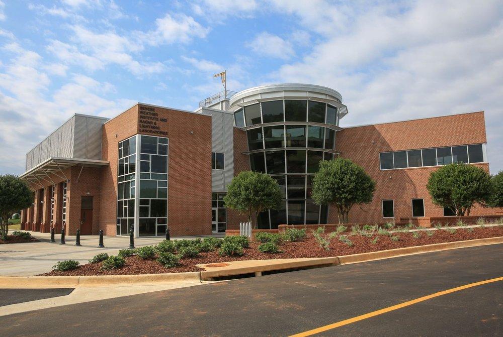 University of Alabama at Huntsville, SWIRLL Building