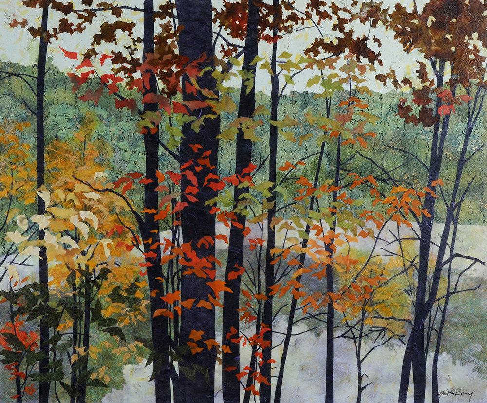 Autumn Silhouette