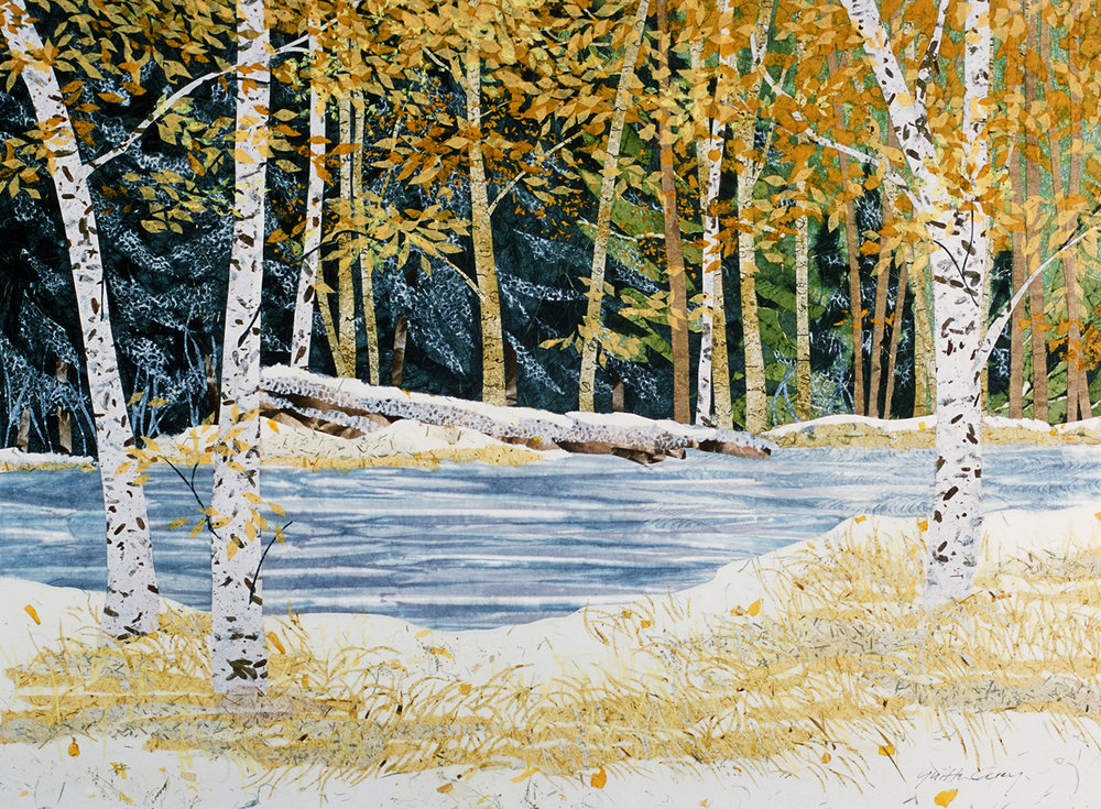 Autumn's Curtain Call