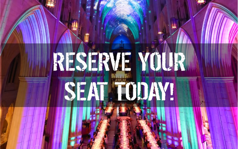Take a Seat - Reserve your seat at the Chorus Ball today! Take a look at the complete reservation, table seating, and sponsorship opportunities here: