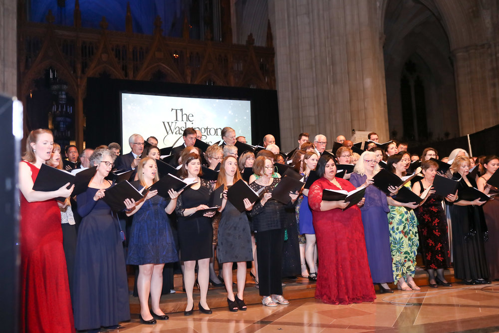 Photo © Tony Powell. 2017 Washington Chorus Ball. National Cathedral. May 2, 2017-360.JPG