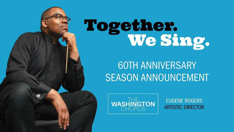 Washington Chorus Christmas Concerts 2020 The Washington Chorus Announces Innovative Digital Programs + More