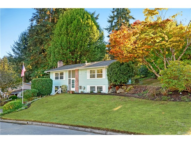 1205 151st Ave SE, Bellevue WA 98007 SOLD for $561,000 For more photos & information, click here