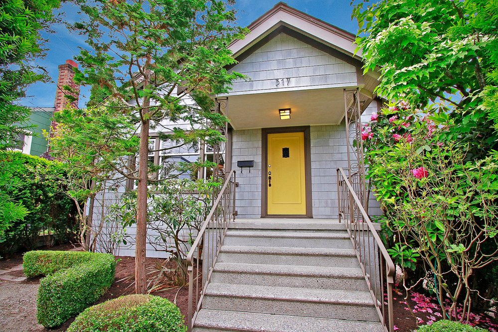 317 NW 80th Street, Seattle WA 98117  SOLD for $749,950  For more photos & information,   click here.