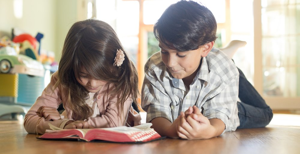 Teaching kids the truth of God's Word -