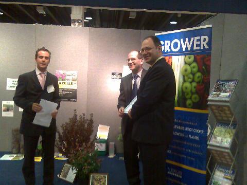 Grower Award, 2007