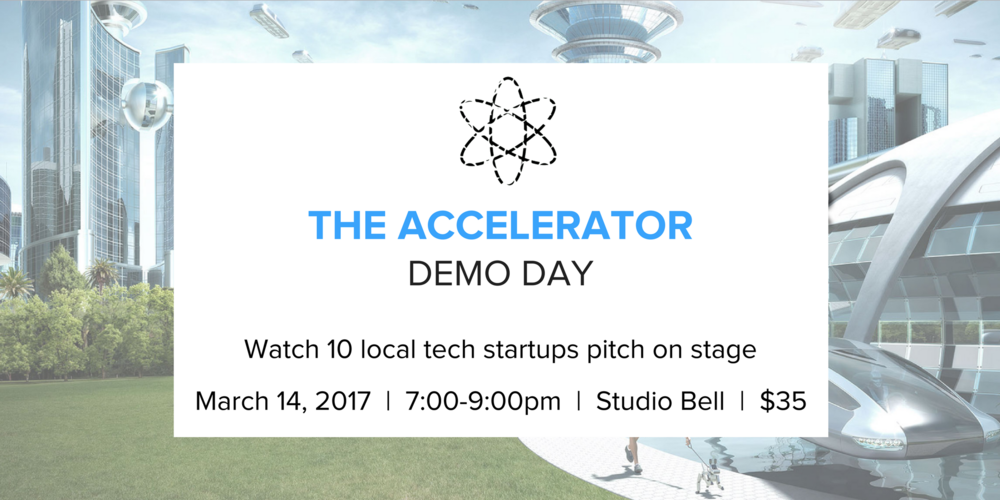 The Accelerator Demo Day