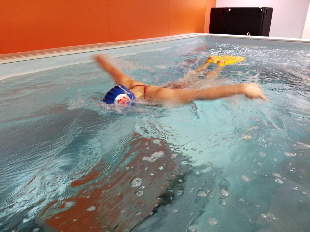 SwimBox Swim Lessons Swim Team