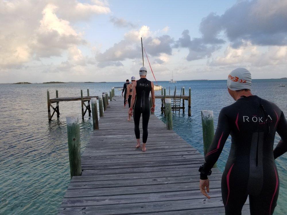 SwimBox Swim Lessons Bahamas Training Trip