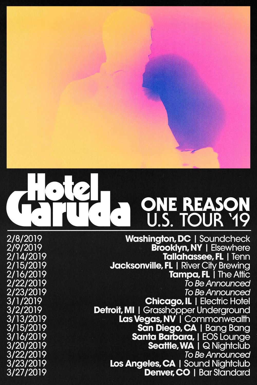 (4/4)  Hotel Garuda Tour Poster Designs 11_2018