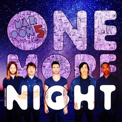 64. Maroon 5 - One More Night.jpg