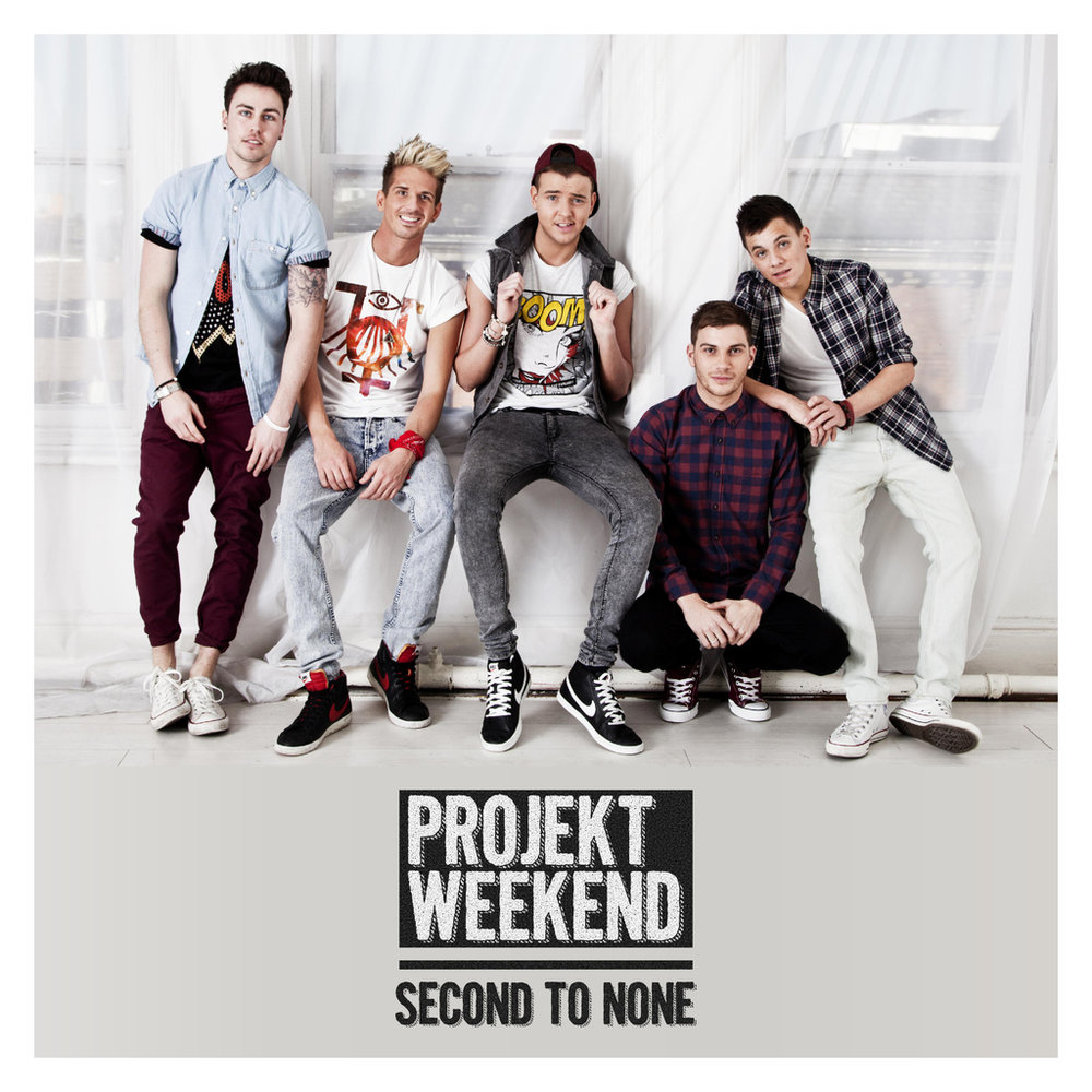 72. Projekt Weekend - Second To None.jpg