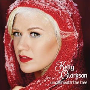 91. Kelly Clarkson - Underneath The Tree.jpg