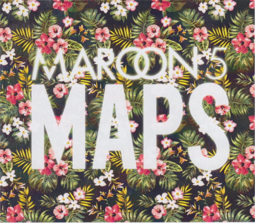 98. Maroon 5 - Maps.jpg