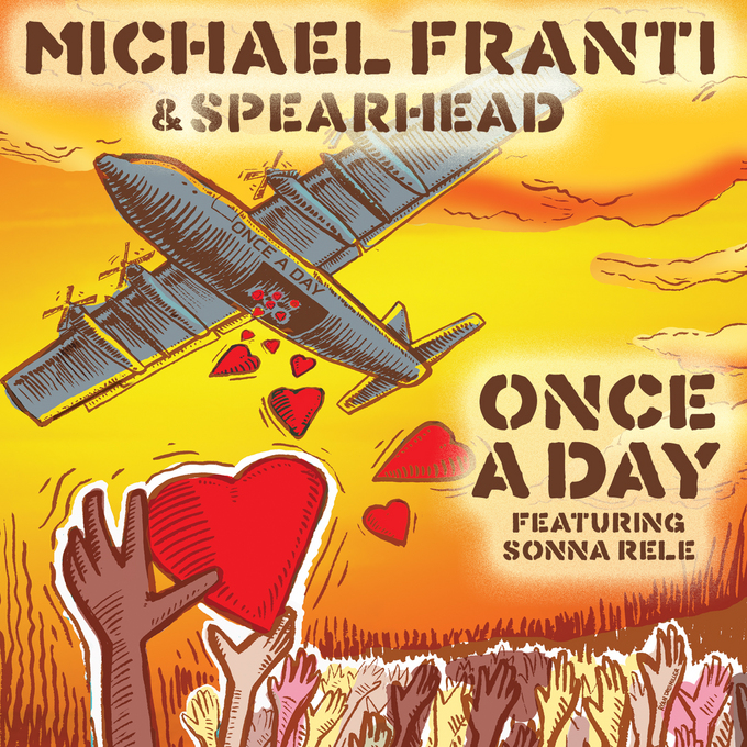119. Michael Franti - Once A Day.jpg