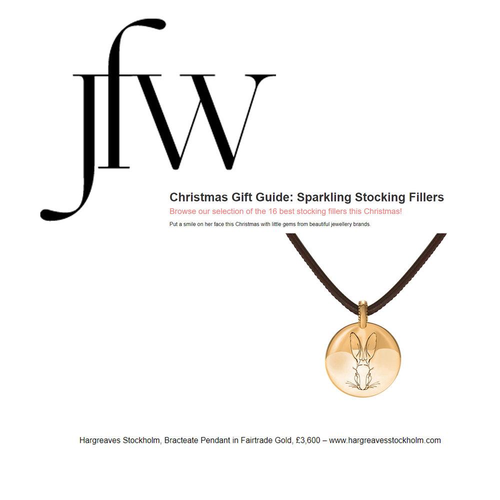 JFW Magazine 11/17