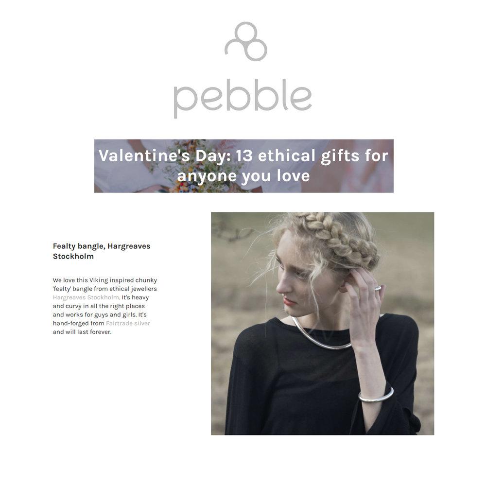 Pebble Magazine 02/18
