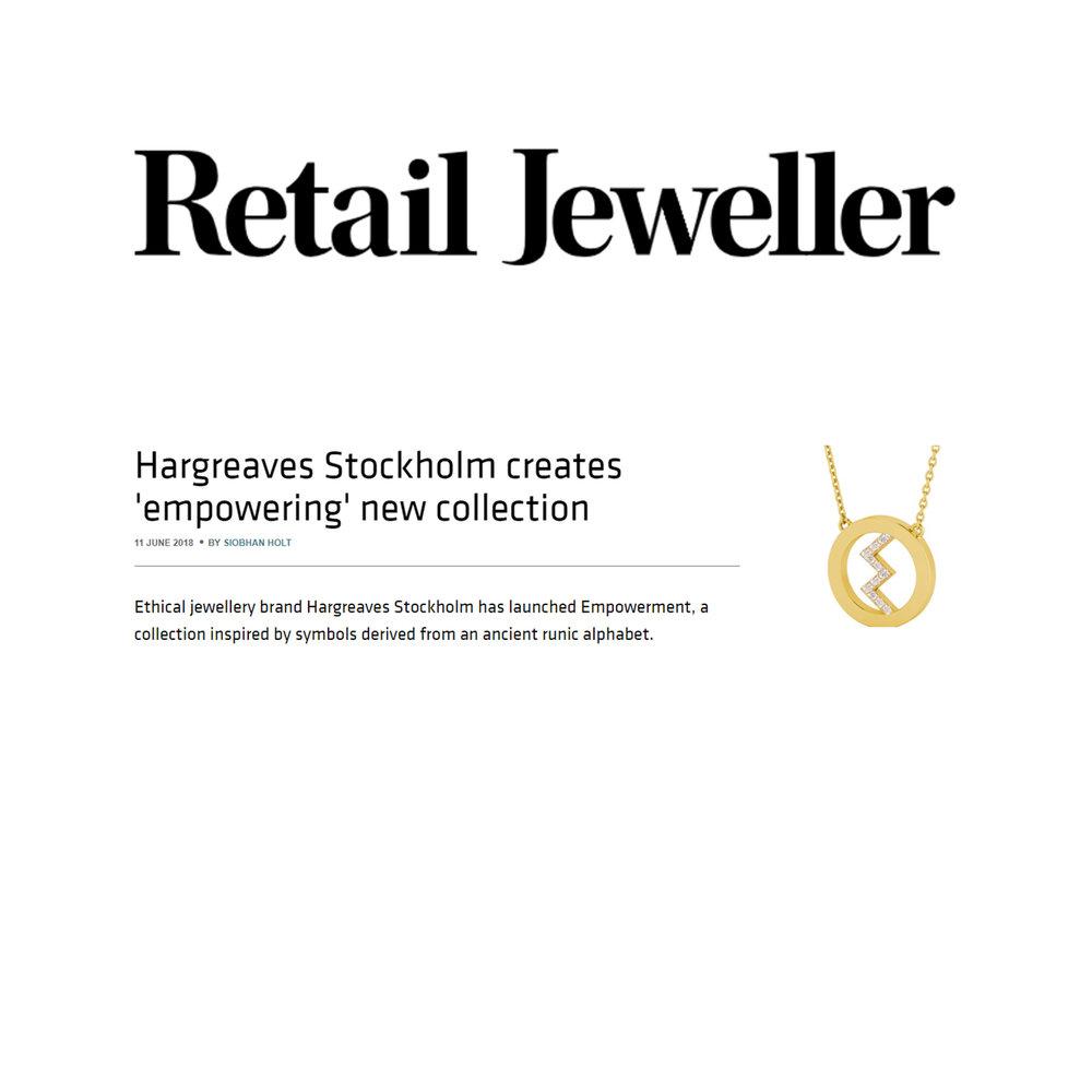 Retail Jeweller 06/18