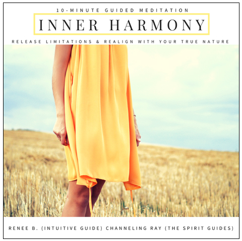 Inner Harmony 10 Minute Guided Meditation