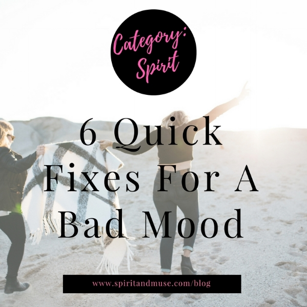 Fix Your Bad Mood Article