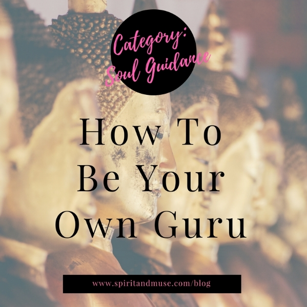 How To Be Your Own Guru